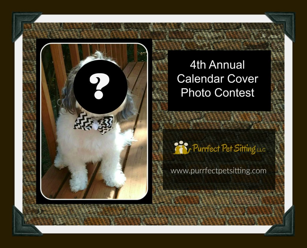 Calendar Cover Photo Contest