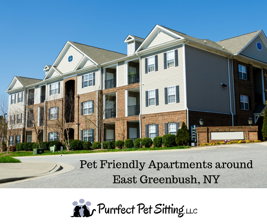 Pet Friendly Apartments Near East Greenbush, NY