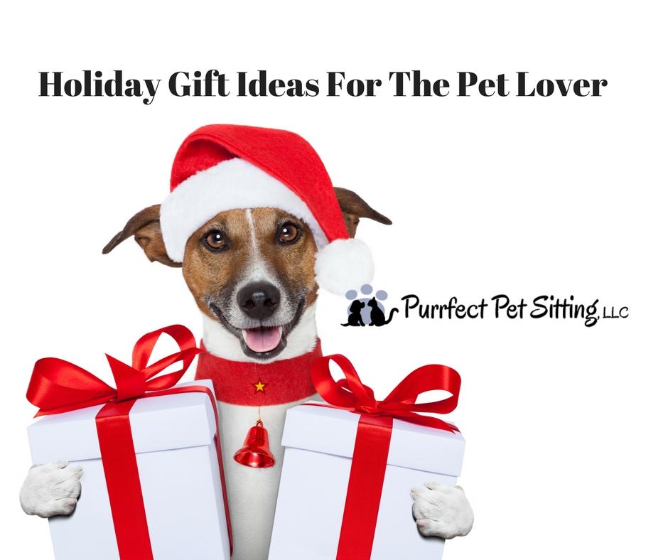 Pet sitter christmas gift ideas